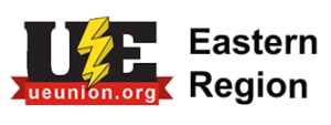 UE Eastern Region Logo