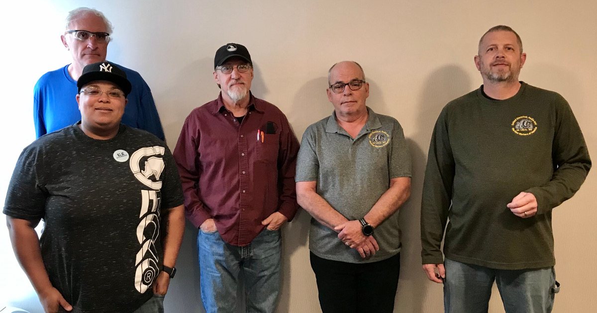 Local 123 Negotiating Committee